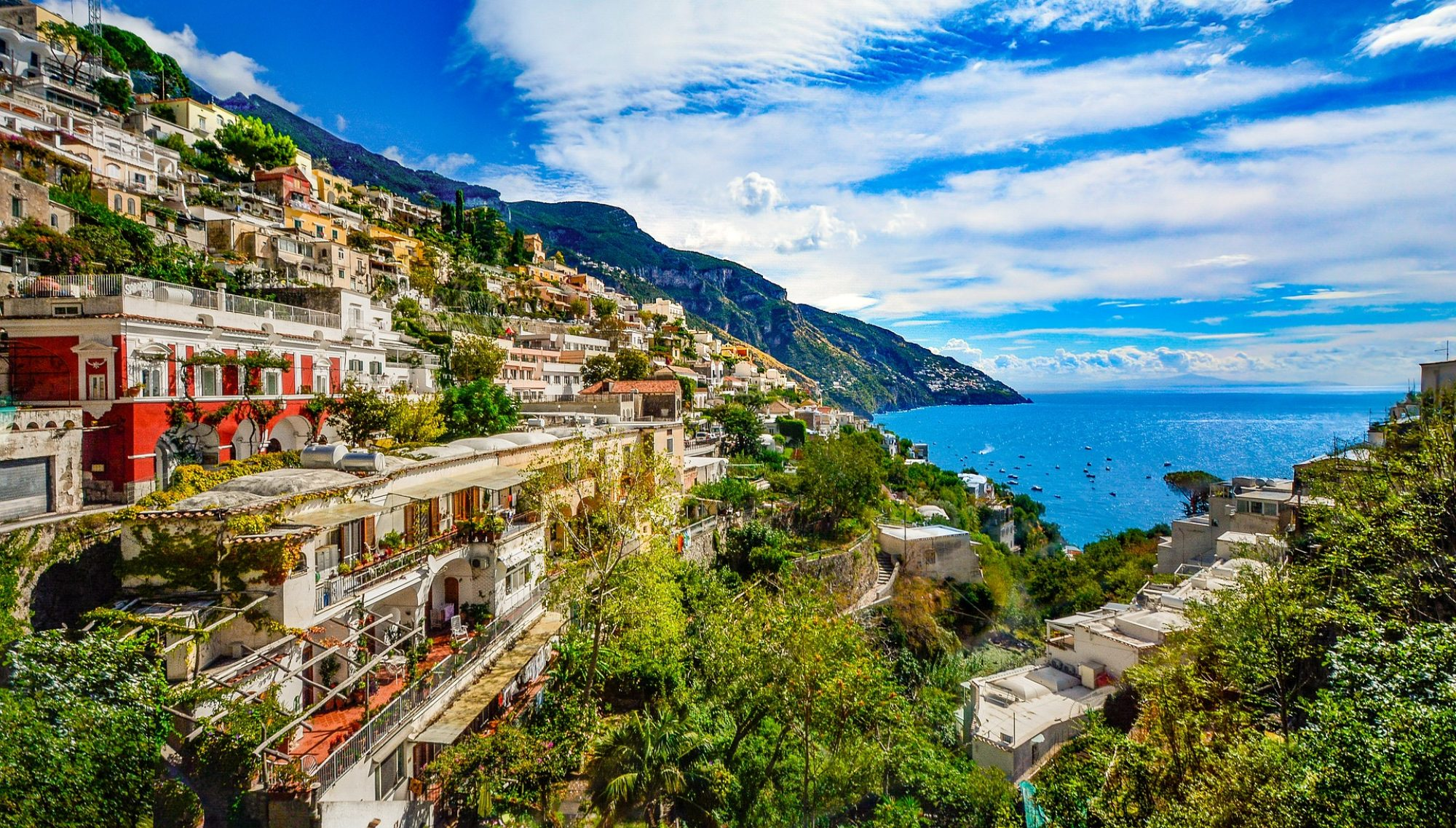 Rome to Amalfi Coast Tours