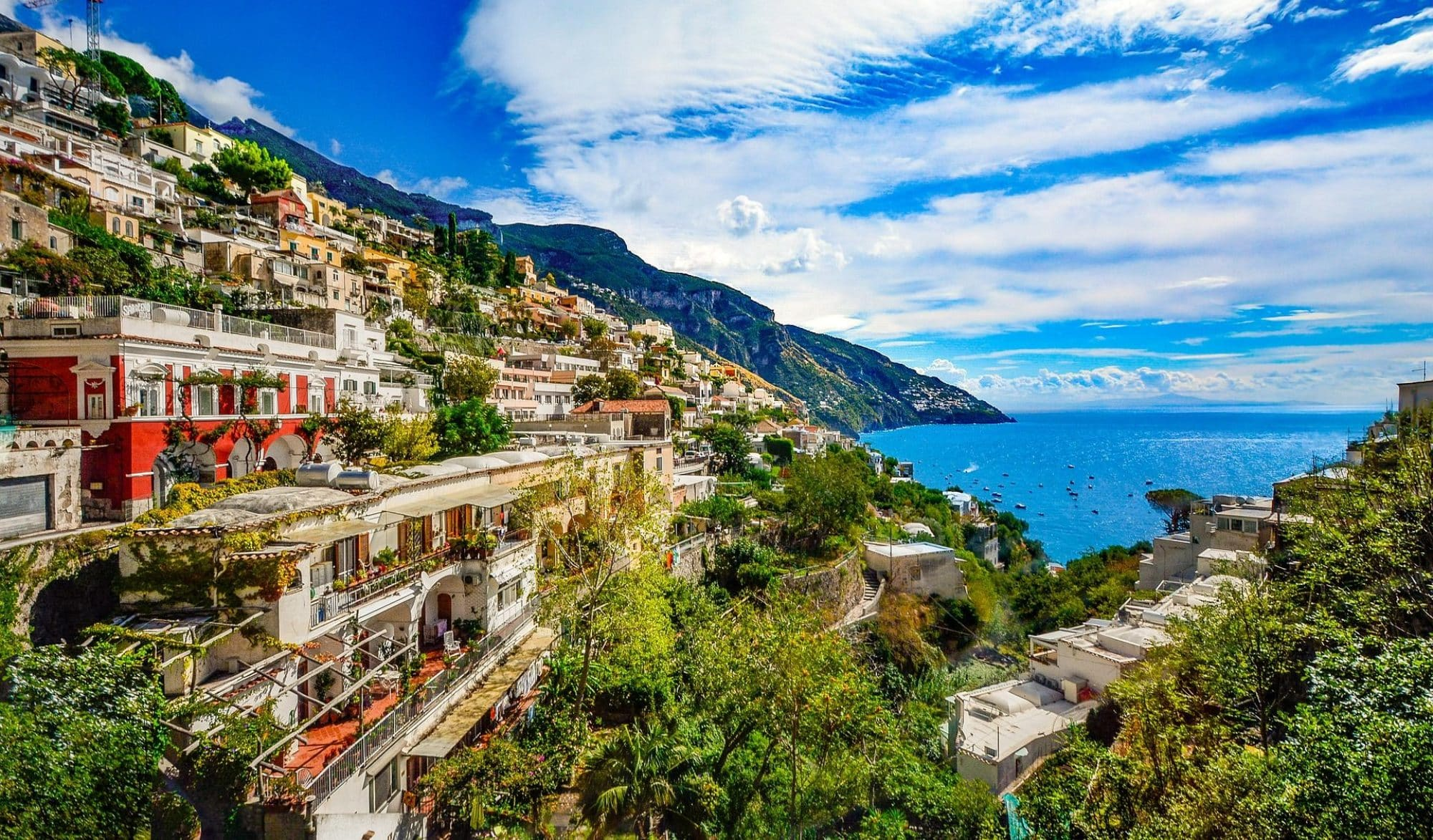 Rome to Amalfi Coast Tours
